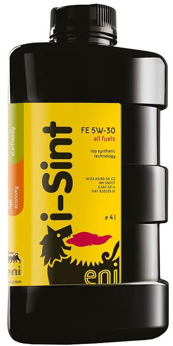 Моторное масло ENI I-Sint FE, 5W-30, 4л, 8003699008441
