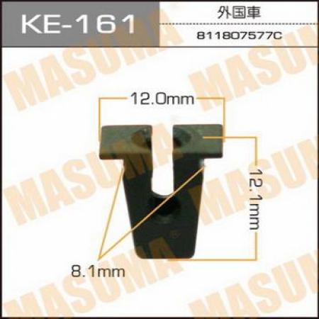 Клипса автомобильная (автокрепеж) MASUMA, KE161