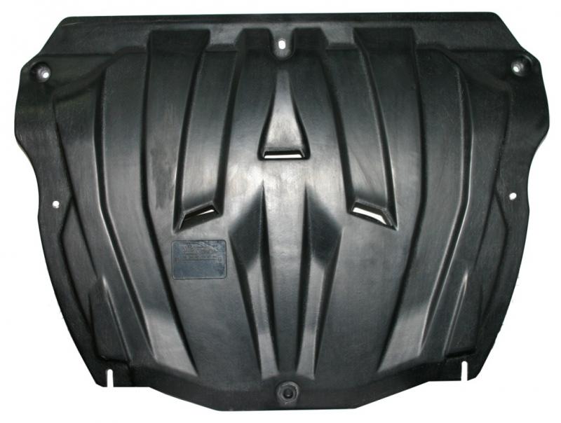 Защита картера двигателя и кпп Volvo (Вольво) XC 60(08-)/XC 70/S60/S80 (2WD) (10-)/Ford S-Max/Mondeo