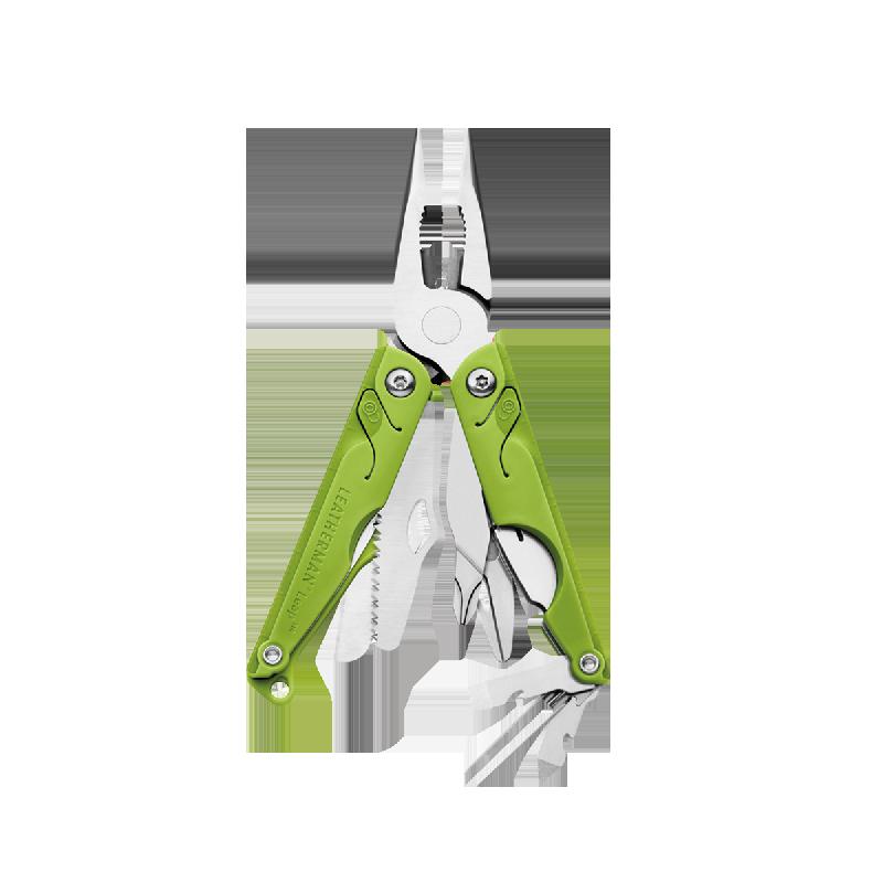 Мультитул Leatherman Лип Зеленый, 831836