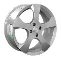 Колесный диск Ls Replica PG31 6.5x16/5x114,3 D67.1 ET38 серебристый (S)
