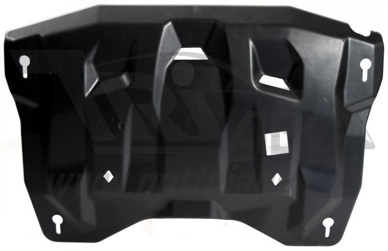 Защита картера двигателя и кпп Infiniti (Инфинити) QX60 (JX35) V3,5 (2012-)/Nissan Pathfinder V-3,5
