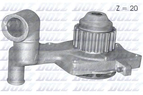Водяной насос, DOLZ, F107