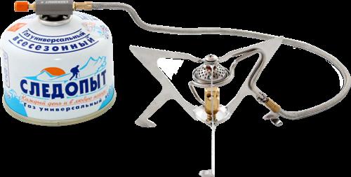 Плита порт. газовая Следопыт - Вулкан (с газогенер.), PFGSPH02