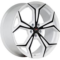 Колесный диск Yokatta MODEL-20 7x17/5x114,3 D64.1 ET45 белый +черный (W+B)