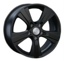 Колесный диск Ls Replica GM23 6.5x16/5x105 D66.6 ET39 черный матовый цвет (MB)