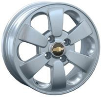 Колесный диск Ls Replica GM32 5.5x14/4x114,3 D67.1 ET44 серебристый (S)