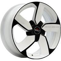 Колесный диск Yokatta MODEL-39 6.5x16/5x112 D57.1 ET33 белый +черный (W+B)