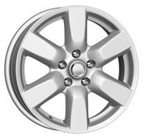Колесный диск Кик КС507 (17_X-TRAIL T31) 6.5x17/5x114,3 D66.1 ET45 silver