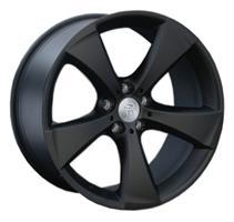 Колесный диск Ls Replica B74 11x20/5x120 D66.6 ET37 чёрный с дымкой (MB)