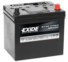аккум. батарея 60Ah 520A 230/173/222