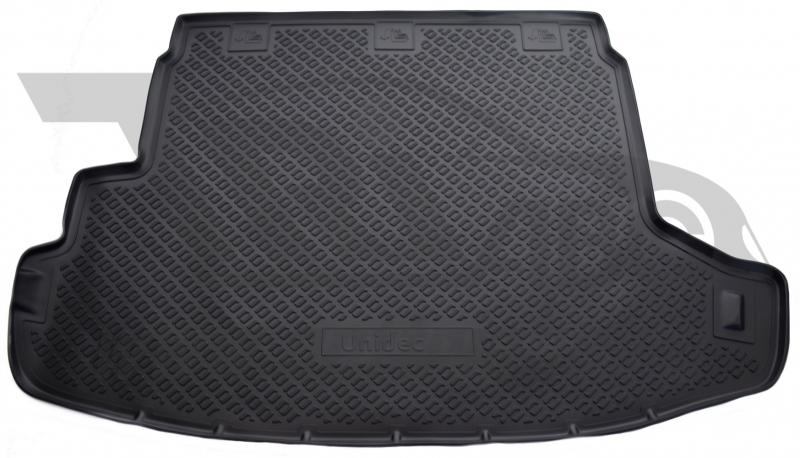 Коврик багажника для Nissan X-Trail (Ниссан Икстрейл) Т31 (2007-2014) (с органайзером), NPLP6181