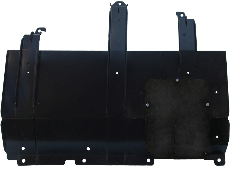Защита Fiat Ducato (Sollers) Стандарт стальная 2 мм, MOTODOR60601