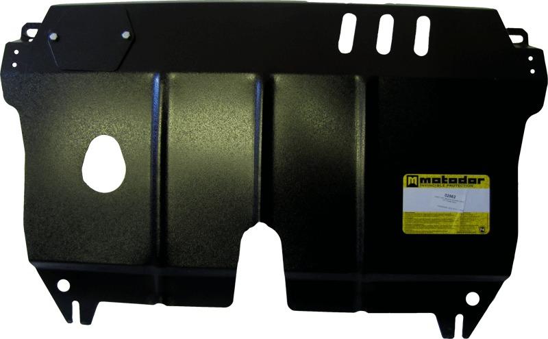 Защита картера двигателя, КПП Lexus ES VI 2012- Toyota Camry VII 2011- Toyota Venza 2013- V=2,5i (ст