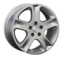 Колесный диск Ls Replica FD35 7x16/5x108 D60.1 ET50 серебристый (S)