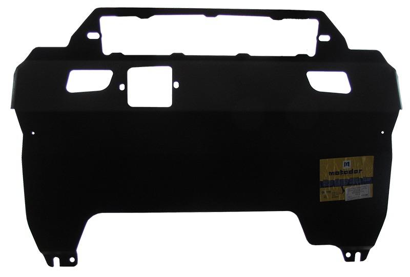 Защита картера двигателя, КПП Mazda CX9 2007-2012 Mazda CX9 2013- V= все (сталь 3 мм), MOTODOR11126