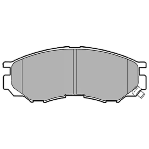Колодки дисковые, DELPHI, LP1010