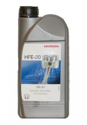 Моторное масло HONDA HFE-20 SAE 0W-20 (1л)