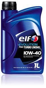 Моторное масло ELF Evolution 700 STI, 10W-40, 1л, RO196129