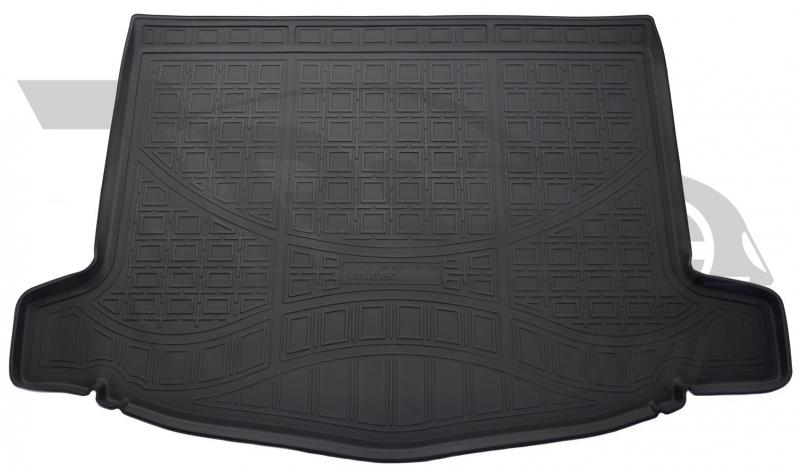 Коврик багажника для Honda (Хонда) Civic (Цивик) 5D (2012-), NPA00T30130