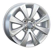 Колесный диск Ls Replica NS134 6x15/4x100 D63.3 ET50 серебристый (S)