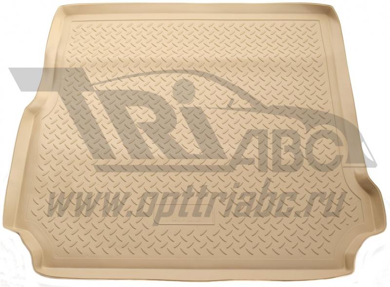 Коврик багажника для Land Rover Discovery III (2005) / IV (2010-) (беж), NPLP4605BEIGE