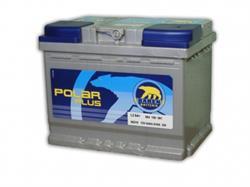 BAREN 7904145 POLAR PLUS_аккумуляторная батарея! 19.5/17.9 евро 64Ah 610A 242/175/190\\