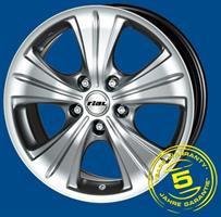 Колесный диск Rial Modena 6.5x15/4x100 D70.1 ET42 антрацит