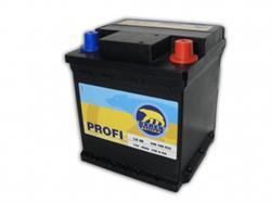 BAREN 913686 PROFI_аккумуляторная батарея! 19.5/17.9 евро 40Ah 330A 175/175/190\\