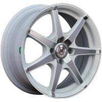 Колесный диск NZ SH580 6.5x15/4x100 D57.1 ET42 белый полностью полированный (WF)