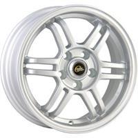 Колесный диск Cross Street СR-10 6x15/4x100 D60.1 ET50 серебристый (S)