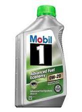 Моторное масло Mobil Advanced Fuel Economy, 0W-20, 0.946л
