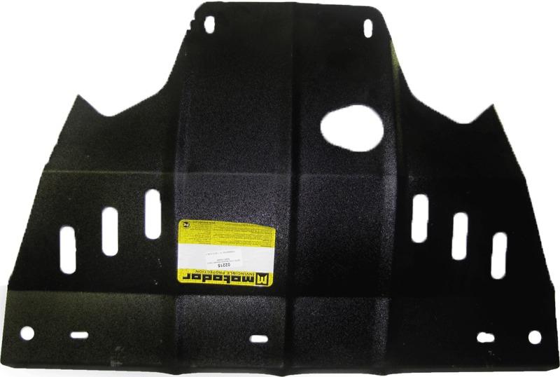 Защита картера двигателя Subaru Impreza II 2000-2007 V=1,5 (сталь 2 мм), MOTODOR02215