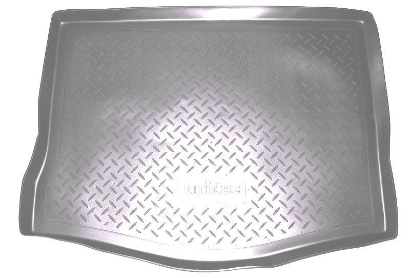 Коврик багажника для Citroen (Ситроен) Xsara Picasso (2004-) Серый, NPLP1488GREY