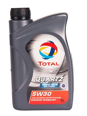 Моторное масло TOTAL QUARTZ INEO ECS, 5W-30, 1л, 166252