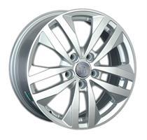 Колесный диск Ls Replica VW144 6.5x16/5x112 D72.6 ET33 серебристый (S)