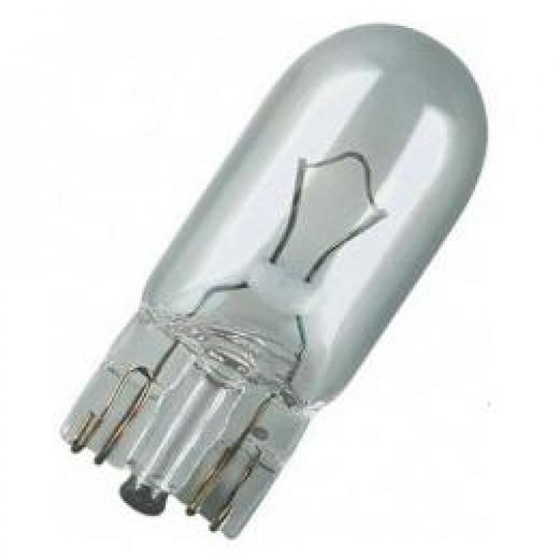 Лампа Pure Light, 12 В, 5 Вт, W5W, W2,1x9.5d, BOSCH, 1 987 302 206