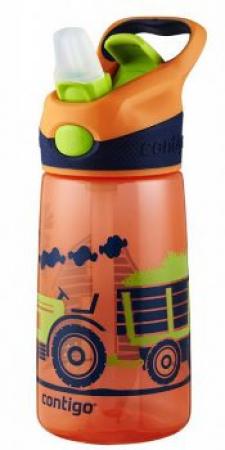 Детская бутылка для воды Contigo Striker, ферма, 420 мл, 10000350