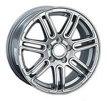 Колесный диск LS Wheels LS 296 7x17/5x114,3 D73.1 ET40 серый матовый полностью полированный (GMF)