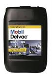 Моторное масло Mobil Delvac Super 1400, 10W-30, 20л