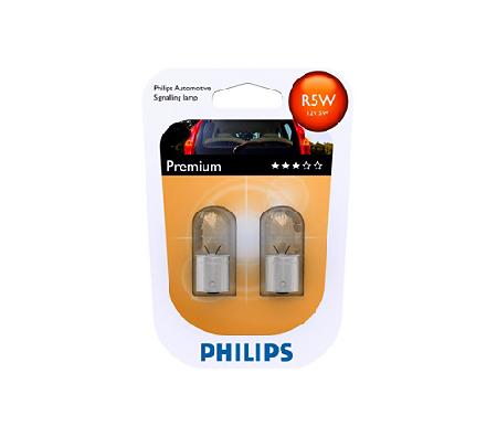 Лампа Philips Vision, 12 В, 1 Вт, WBT5, W2X4.6d, 12521CP
