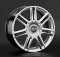 Колесный диск Ls Replica A23 8x19/5x112 D57.1 ET43 насыщенный серебристый цвет (HP)