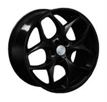 Колесный диск Ls Replica B80 9.5x20/5x120 D66.6 ET45 чёрный с дымкой (MB)
