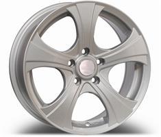 Колесный диск Devino EMR 310 7.5x17/5x114,3 D74.1 ET45 серебро (SS)