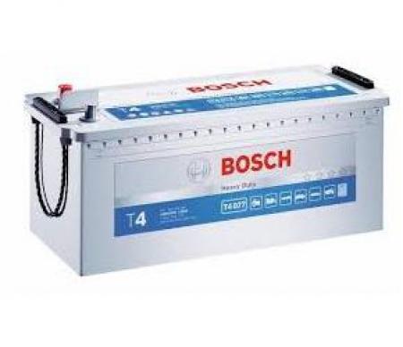 Аккумуляторная батарея Bosch T4, 12 В, 215 А/ч, 1150 А, 0092T40800