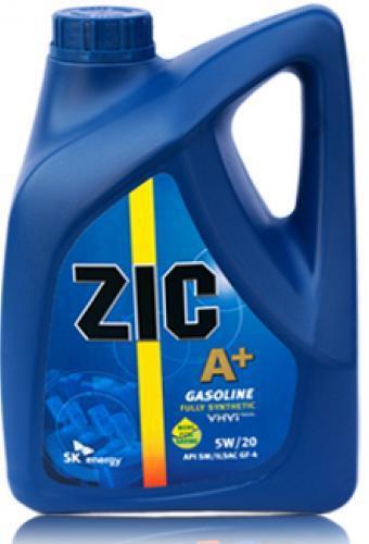 Моторное масло ZIC X5 Diesel, 10W-40, 4л, 162660