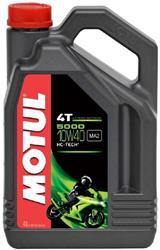Моторное масло MOTUL 5000 HC-Tech 4T, 10W-40, 4л, 104056