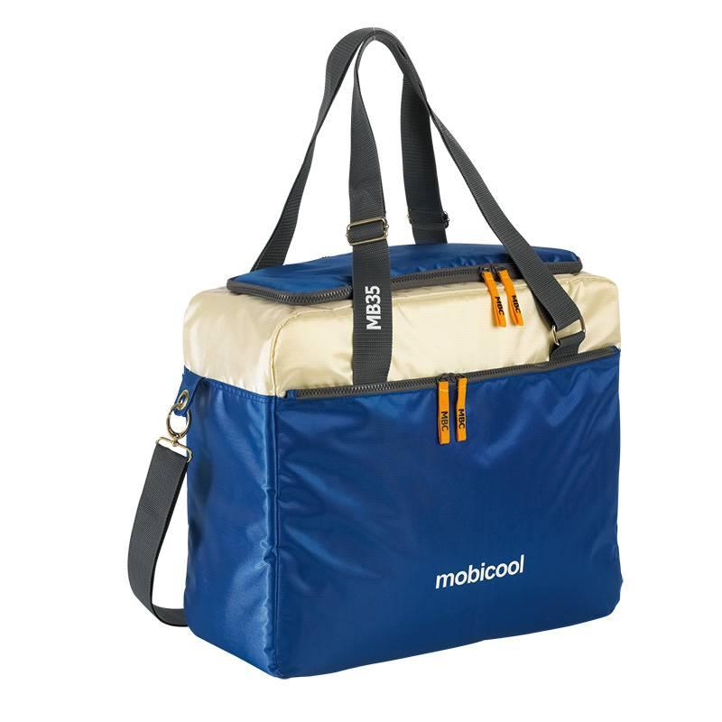 Изотермическая сумка MOBICOOL sail 35, 35л, сумка, ручки, карман, плеч.ремень, 9103500758