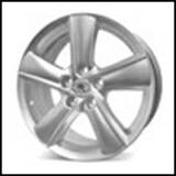 Колесный диск Fr replica FR525 8x18/5x120 D106.2 ET32 супер серебро (HS)