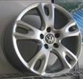 Колесный диск Ls Replica VW15 9x20/5x130 D66.1 ET60 насыщенный темно-серебристый (HPB)